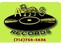 A M S Records - logo